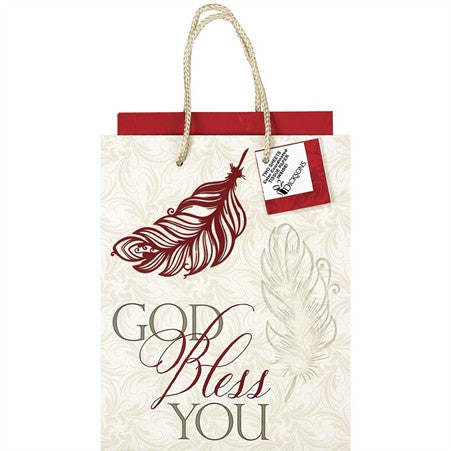 God Bless You Gift Bag  - St. Patrick's Gift Shop & Bookstore