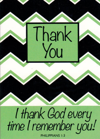 Thank You (Black and Green) Package  - St. Patrick's Gift Shop & Bookstore