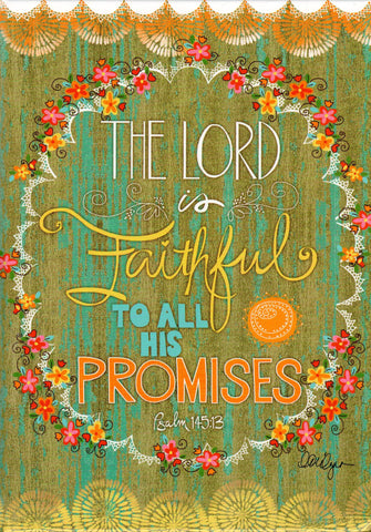 The Lord is Faithful to All His Promises - Hardcover Journal  - St. Patrick's Gift Shop & Bookstore
