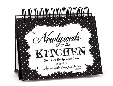 Newlyweds in the Kitchen Recipe Book  - St. Patrick's Gift Shop & Bookstore