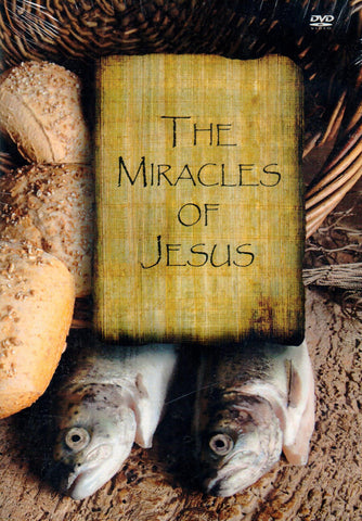 The Miracles of Jesus  - St. Patrick's Gift Shop & Bookstore