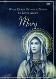 What Every Catholic Needs to Know About Mary  - St. Patrick's Gift Shop & Bookstore - 2