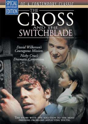 The Cross and the Switchblade  - St. Patrick's Gift Shop & Bookstore