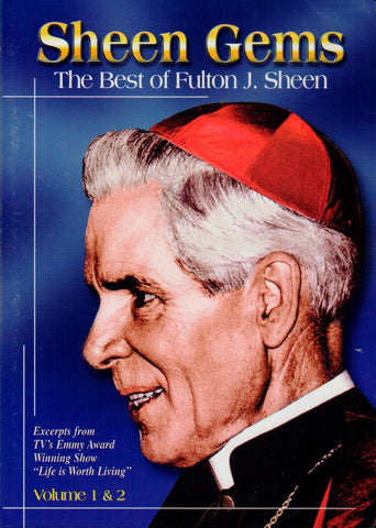 Sheen Gems: The Best of Fulton J. Sheen  - St. Patrick's Gift Shop & Bookstore