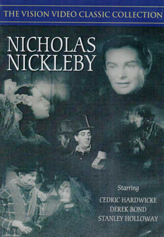 Nicholas Nickleby  - St. Patrick's Gift Shop & Bookstore