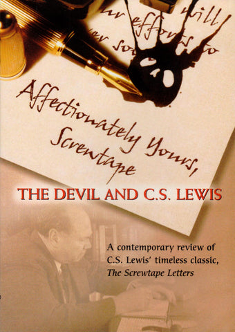 Affectionately Yours, Screwtape: The Devil and C.S. Lewis  - St. Patrick's Gift Shop & Bookstore