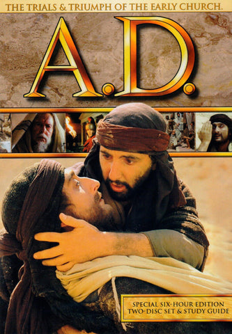 A.D. - The Trials & Triumph of the Early Church  - St. Patrick's Gift Shop & Bookstore