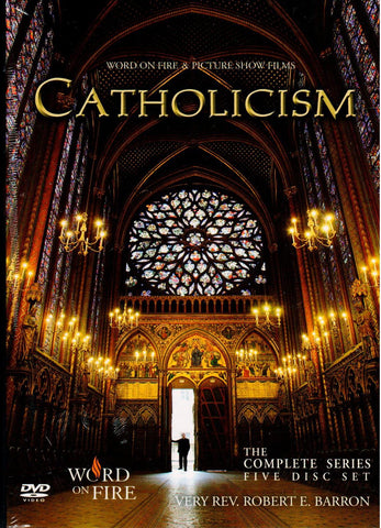 Catholicism DVD Box Set  - St. Patrick's Gift Shop & Bookstore