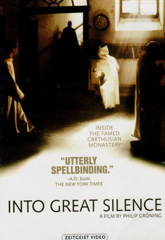 Into Great Silence (Two-Disc Set)  - St. Patrick's Gift Shop & Bookstore