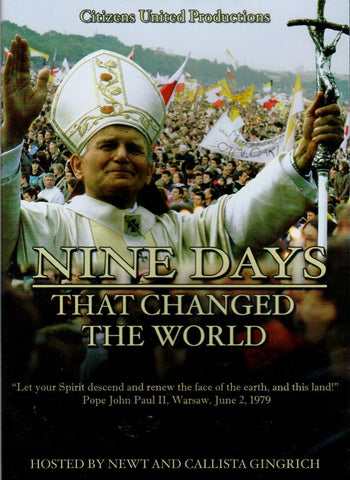 Nine Days That Changed the World  - St. Patrick's Gift Shop & Bookstore
