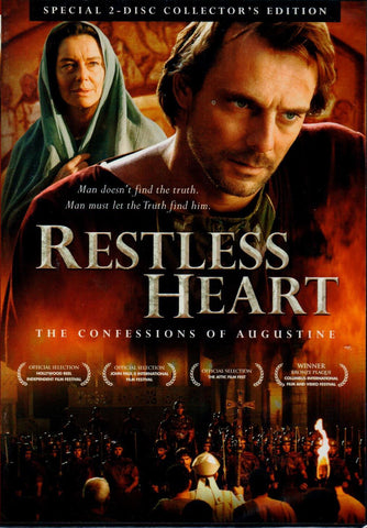 Restless Heart: The Confessions of Augustine  - St. Patrick's Gift Shop & Bookstore