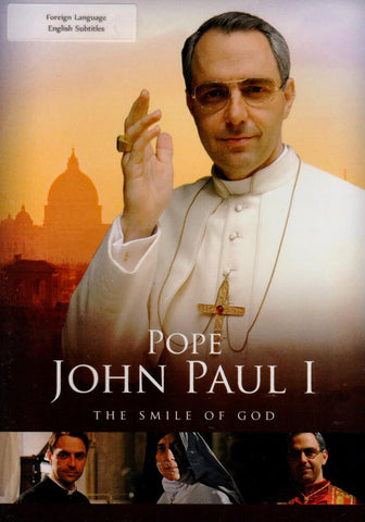 Pope John Paul I: The Smile of God  - St. Patrick's Gift Shop & Bookstore