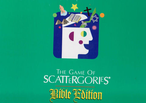 Scattergories: Bible Edition  - St. Patrick's Gift Shop & Bookstore