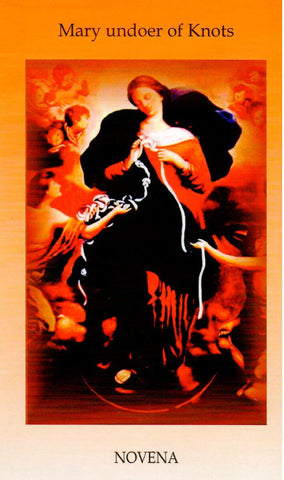 Mary Undoer of Knots Novena  - St. Patrick's Gift Shop & Bookstore