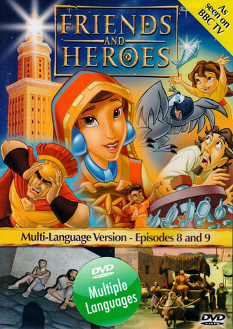 Friends and Heroes - Multi-Language Version - Ep. 8, 9  - St. Patrick's Gift Shop & Bookstore