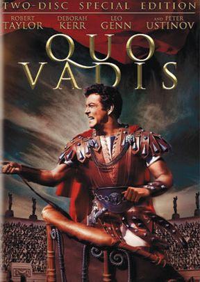 Quo Vadis (Two-Disc Special Edition)  - St. Patrick's Gift Shop & Bookstore