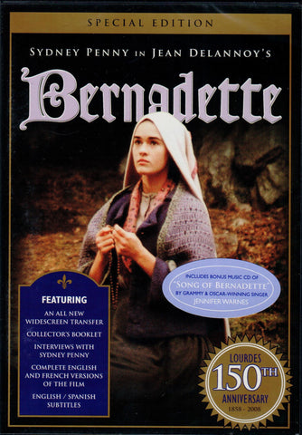 Bernadette (Special 150th Anniversary Edition)  - St. Patrick's Gift Shop & Bookstore