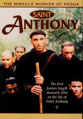 Saint Anthony: The Miracle Worker of Padua  - St. Patrick's Gift Shop & Bookstore