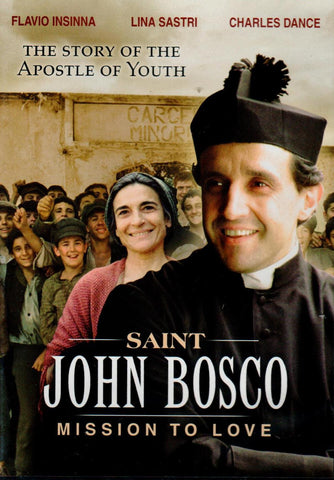 St. John Bosco: Mission to Love  - St. Patrick's Gift Shop & Bookstore