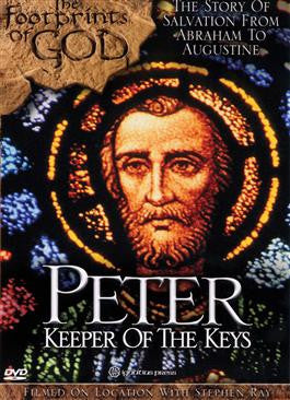 Peter: Keeper of the Keys  - St. Patrick's Gift Shop & Bookstore