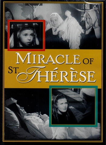 Miracle of St. Therese  - St. Patrick's Gift Shop & Bookstore