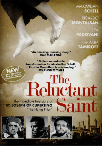 The Reluctant Saint  - St. Patrick's Gift Shop & Bookstore