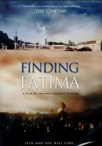 Finding Fatima  - St. Patrick's Gift Shop & Bookstore