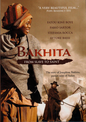 Bakhita: From Slave to Saint  - St. Patrick's Gift Shop & Bookstore