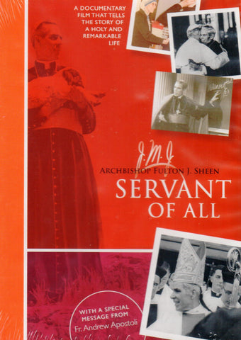Archbishop Fulton Sheen: Servant of All  - St. Patrick's Gift Shop & Bookstore - 1