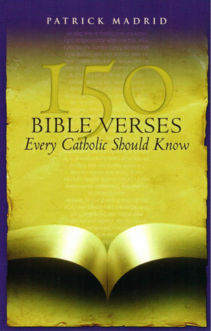 150 Bible Verses Every Catholic Should Know  - St. Patrick's Gift Shop & Bookstore