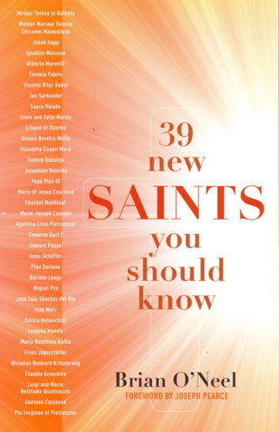 39 New Saints You Should Know  - St. Patrick's Gift Shop & Bookstore