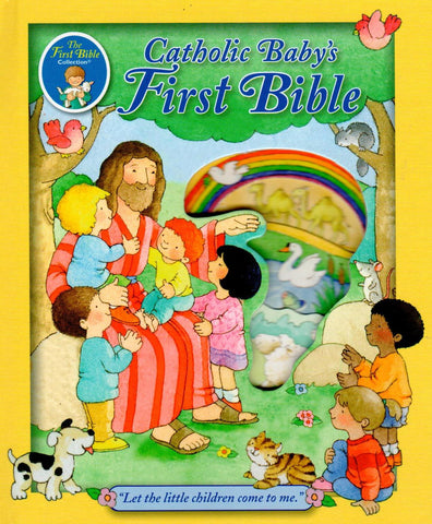 Catholic Baby's First Bible  - St. Patrick's Gift Shop & Bookstore