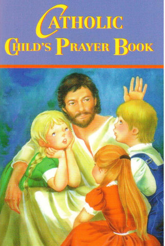 Catholic Child's Prayer Book  - St. Patrick's Gift Shop & Bookstore
