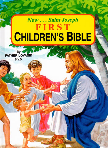 First Children's Bible  - St. Patrick's Gift Shop & Bookstore