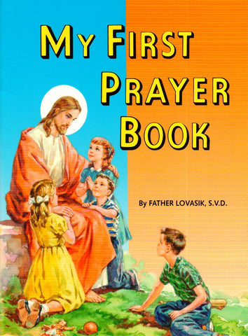 My First Prayer Book (St. Joseph Picture Books)  - St. Patrick's Gift Shop & Bookstore