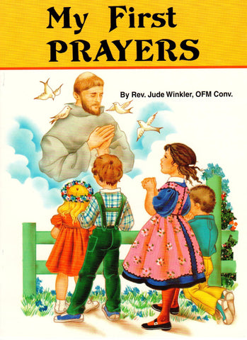 My First Prayers (St. Joseph Picture Books)  - St. Patrick's Gift Shop & Bookstore