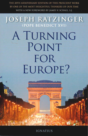 A Turning Point For Europe?  - St. Patrick's Gift Shop & Bookstore