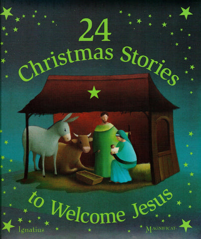 24 Christmas Stories to Welcome Jesus  - St. Patrick's Gift Shop & Bookstore