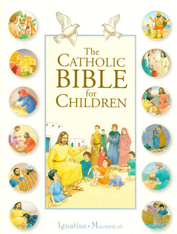The Catholic Bible for Children  - St. Patrick's Gift Shop & Bookstore