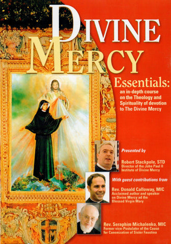 Divine Mercy Essentials  - St. Patrick's Gift Shop & Bookstore