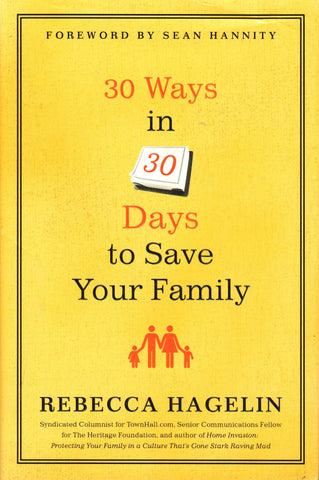 30 Ways in 30 Days to Save Your Family  - St. Patrick's Gift Shop & Bookstore