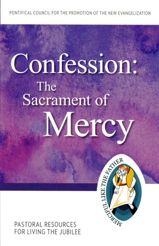 Confession: The Sacrament of Mercy  - St. Patrick's Gift Shop & Bookstore