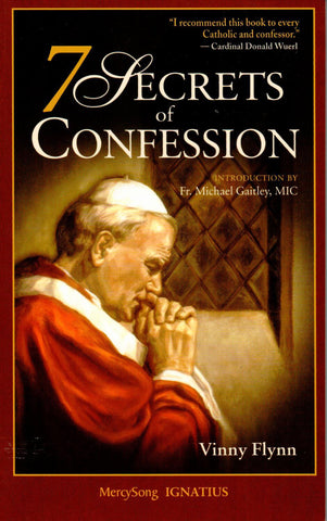 7 Secrets of Confession  - St. Patrick's Gift Shop & Bookstore