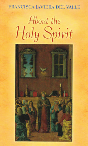 About the Holy Spirit  - St. Patrick's Gift Shop & Bookstore
