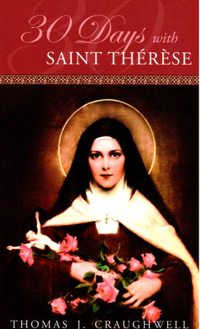 30 Days with Saint Therese  - St. Patrick's Gift Shop & Bookstore