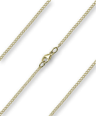 "18"" Gold Plate Chain  - St. Patrick's Gift Shop & Bookstore"