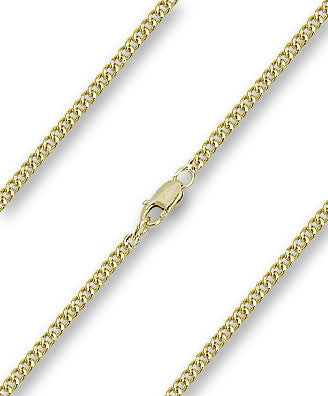 "24"" Gold Plate Chain  - St. Patrick's Gift Shop & Bookstore"