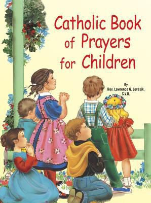 Catholic Book of Prayers for Children (St. Joseph Picture Books)  - St. Patrick's Gift Shop & Bookstore