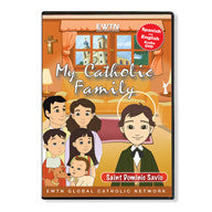 My Catholic Family - Saint Dominic Savio  - St. Patrick's Gift Shop & Bookstore