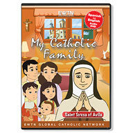 My Catholic Family - Saint Teresa of Avila  - St. Patrick's Gift Shop & Bookstore